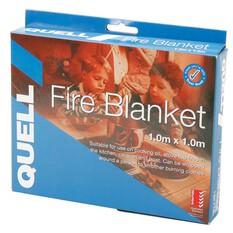Chubb 1x1m Quell Fire Blanket, , bcf_hi-res