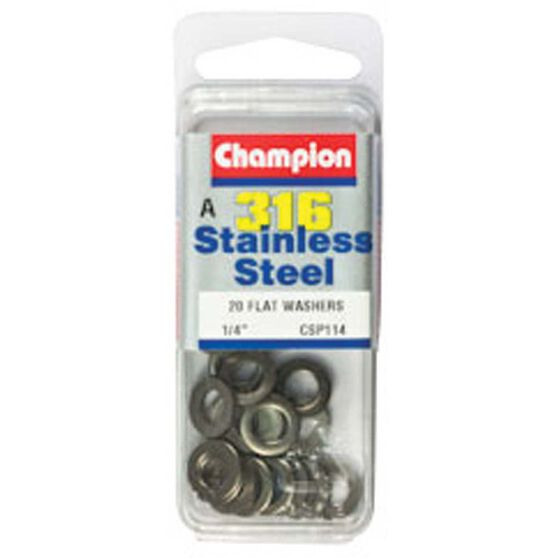 Champion Flat Washers, , bcf_hi-res