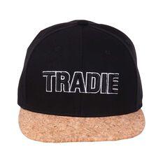 Tradie Men's Cork Brim Cap, , bcf_hi-res