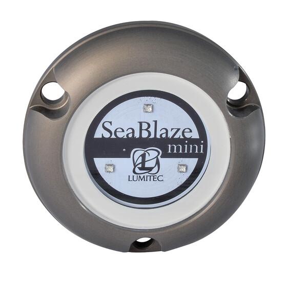 Lumitec SeaBlaze Mini Underwater Blue LED Light - Pair, , bcf_hi-res