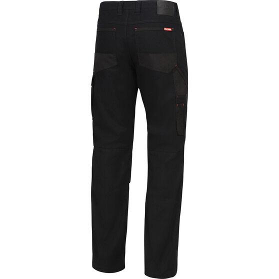 Men's Legends Y02202 Cargo Pants Black 102R, Black, bcf_hi-res