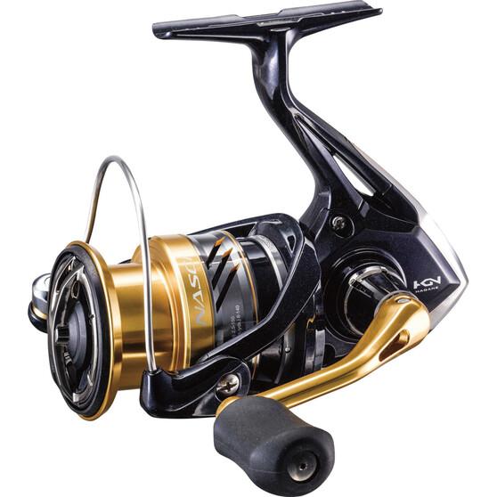 Shimano Nasci Spinning Reel 2500, , bcf_hi-res