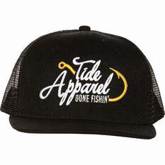 Tide Apparel Men's Gone Fishin Trucker Cap, , bcf_hi-res
