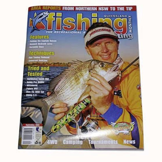 QFM QLD Fishing Monthly Magazine, , bcf_hi-res