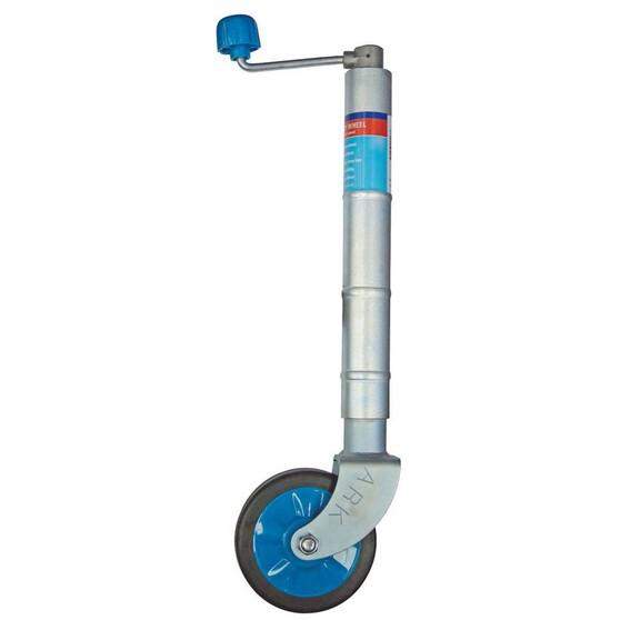 ARK Standard 6in Single Jockey Wheel - No Clamp, , bcf_hi-res
