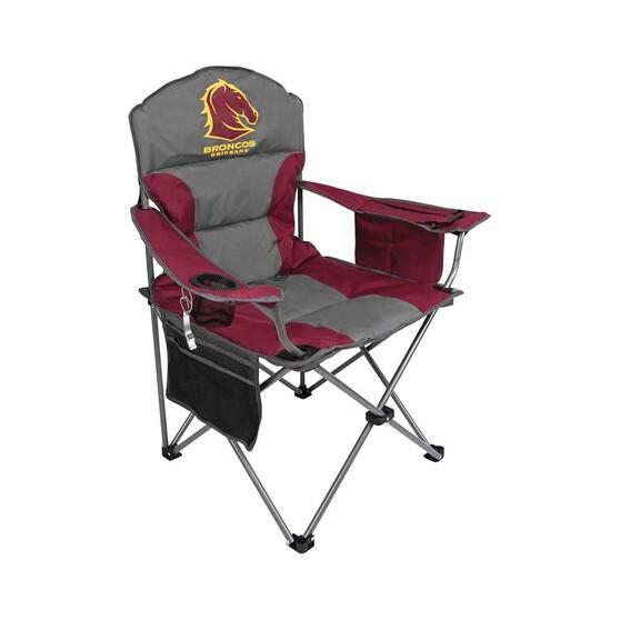 NRL Brisbane Broncos Camp Chair, , bcf_hi-res