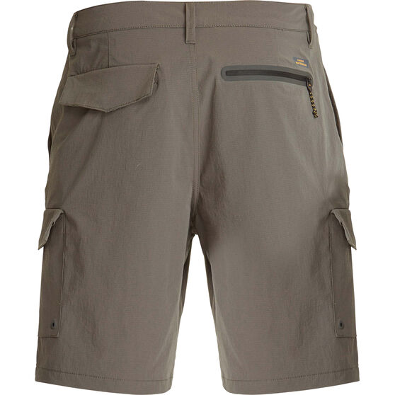 Quiksilver Men's Explorer Amphibian 20 Shorts, Dark Shadow, bcf_hi-res