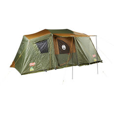 Coleman Cabin Gold Series 8 Person Instant Tent, , bcf_hi-res