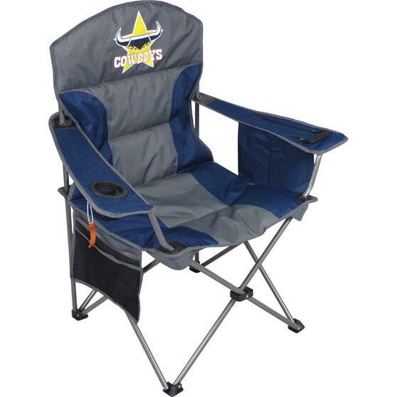 NRL Cowboys Camp Chair, , bcf_hi-res