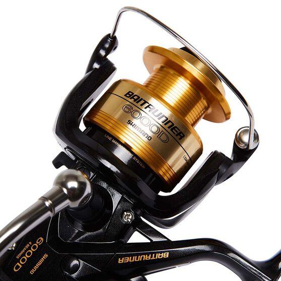 Shimano Baitrunner D 6000 Spinning Reel | BCF