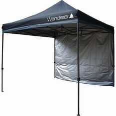 Gazebo Ultimate Heavy Duty Solid Wall Kit 3x3m, , bcf_hi-res