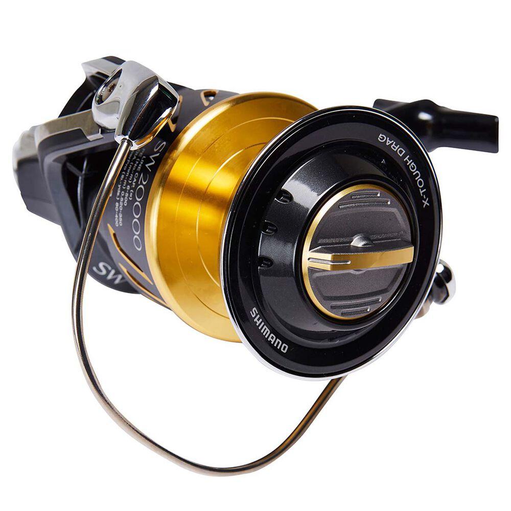 Shimano Stella SWB 20000PG Spinning Reel   BCF