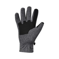 Under Armour Men's CGI Fleece Gloves Black / Black / Black S, Black / Black / Black, bcf_hi-res