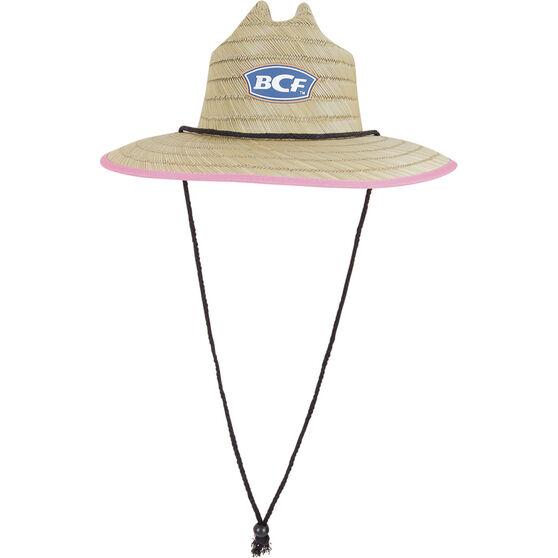 BCF Women's Straw Hat, , bcf_hi-res