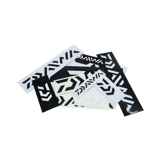 Daiwa Small Assorted Sticker Pack, , bcf_hi-res