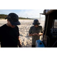 Quiksilver Waterman Men's Kirks Folly Cap Coffee Liquer OSFM, , bcf_hi-res