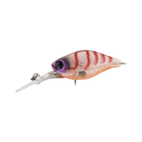 Jackall Chubby Deep Floating Hard Body Lure 45mm Clear Shrimp, Clear Shrimp, bcf_hi-res