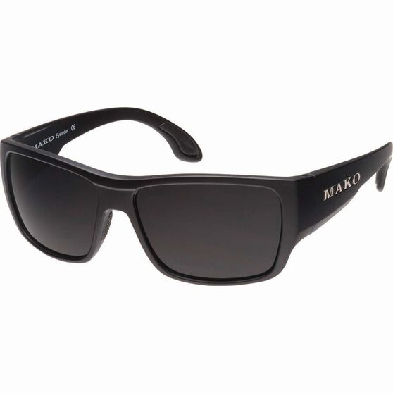 MAKO Unisex Covert Sunglasses Grey Lens, Grey Lens, bcf_hi-res