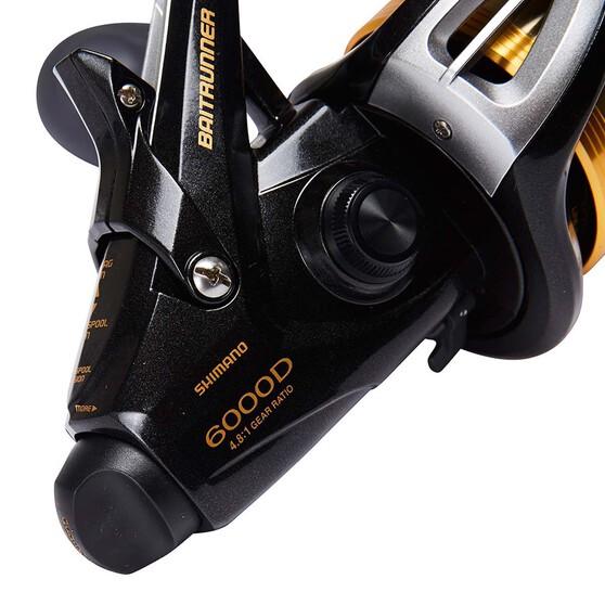 Shimano Baitrunner D 6000 Spinning Reel, , bcf_hi-res