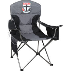 AFL St Kilda Saints Cooler Arm Chair, , bcf_hi-res