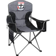 AFL St Kilda Saints Cooler Arm Chair, , bcf_hi-res