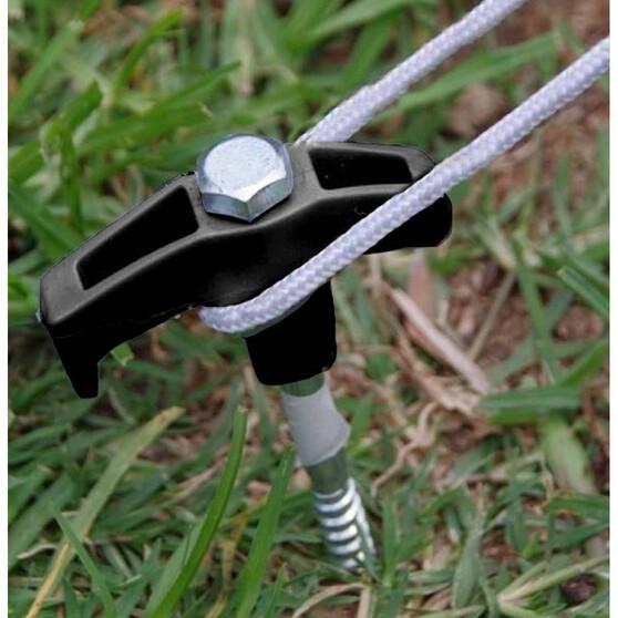 Supa-Peg 13mm Hex Head Screw Peg 220mm, , bcf_hi-res