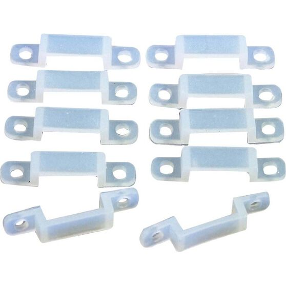 BLA Lighting Mounting Clips 10 Pack, , bcf_hi-res