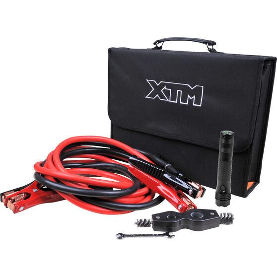 XTM Jumper Lead Kit 750A, , bcf_hi-res