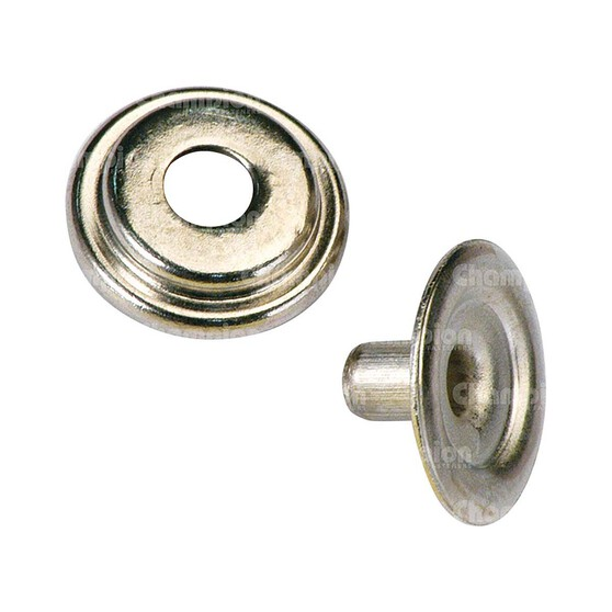 Fastener Button Stud - Female, , bcf_hi-res