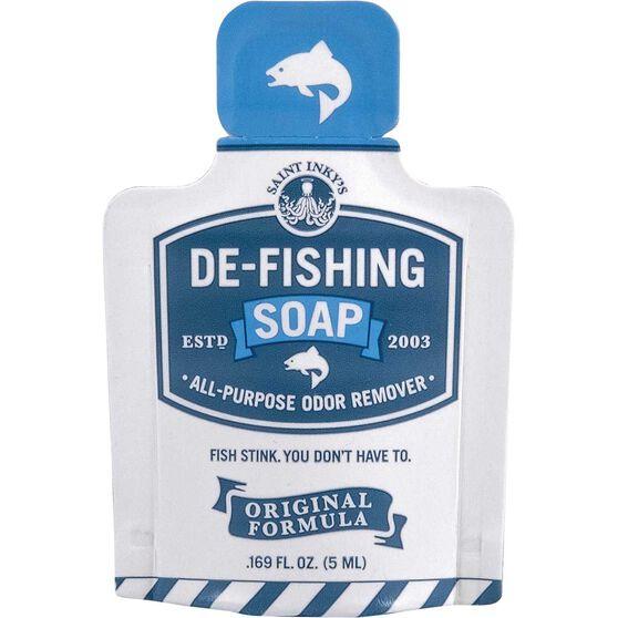 Saint Inky's De Fishing Soap Pocket Pack 5ml, , bcf_hi-res