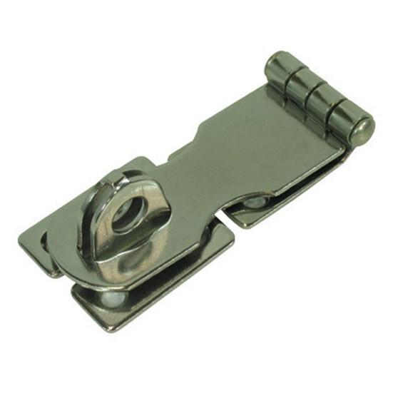 BLA Hasp and Staple Lock 70mm, , bcf_hi-res