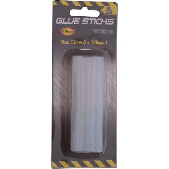 Gripwell 12mm Glue Stick 6 Pieces, , bcf_hi-res