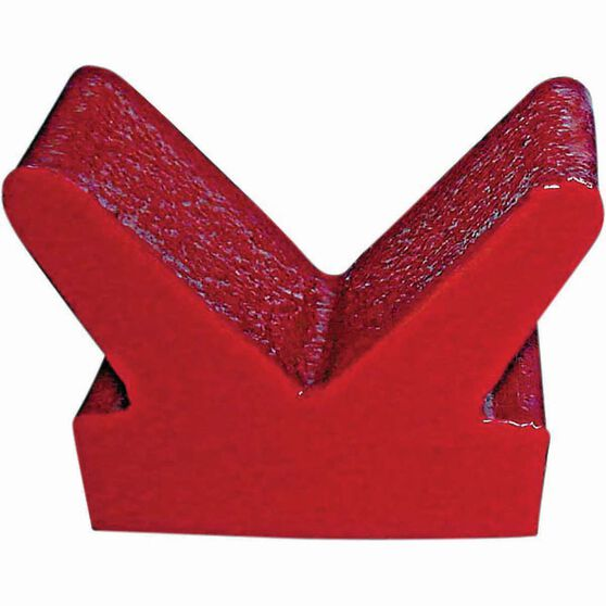 "Viking Trailer Red Polyurethane V Block 4"", , bcf_hi-res"