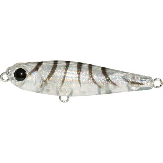 NW Pencil Hard Body Lure 5.2cm Clear Shrimp 5.2cm, Clear Shrimp, bcf_hi-res