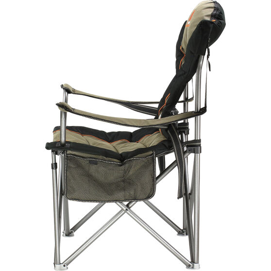 Oztent King Goanna Hotspot Camp Chair, , bcf_hi-res
