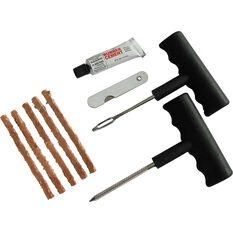 Dr Air Tubeless Tyre Repair Kit 9 Piece, , bcf_hi-res