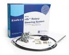 Seastar Solutions 18ft No Feed Back (NFB) Steering Kit, , bcf_hi-res