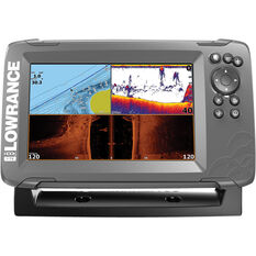 Ex-Demo Lowrance Hook²-7 Fish Finder Combo (Head Unit Only), , bcf_hi-res