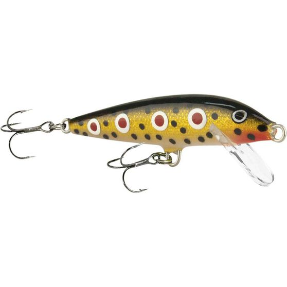 Rapala Countdown Hard Body Lure 7cm Spotted Dog 7cm, Spotted Dog, bcf_hi-res