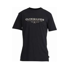 Quiksilver Men's Ocean Spray Short Sleeve Tee Black S, Black, bcf_hi-res
