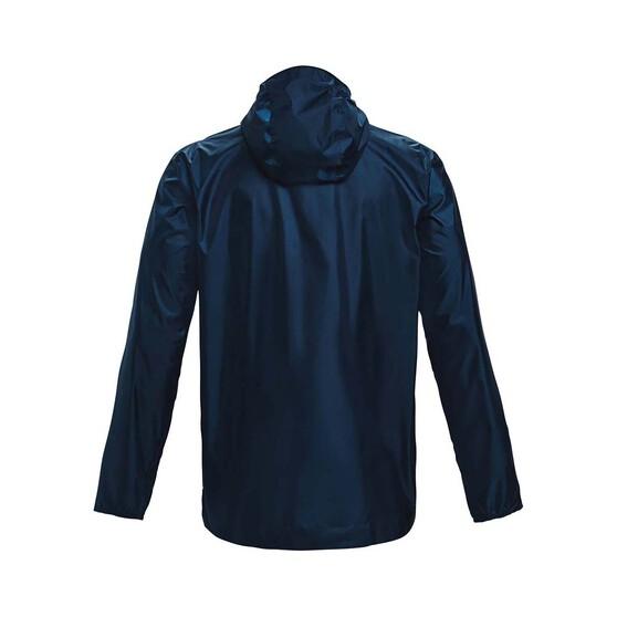 Under Armour Men's Cloudstrike Shell Jacket, Academy White, bcf_hi-res