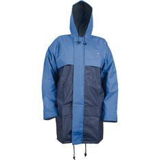 Team Unisex Fishing Mate Rainwear Jacket Navy S, Navy, bcf_hi-res