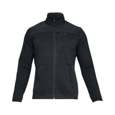 Under Armour Men's Specialist 2.0 Jacket Black / Charcoal S, Black / Charcoal, bcf_hi-res