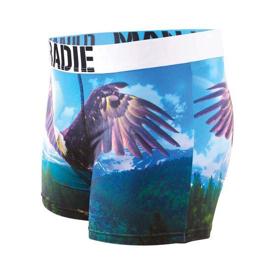 Tradie Men's Eagle Trunks, , bcf_hi-res