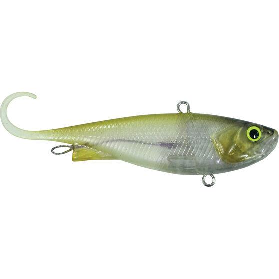 Zerek Fish Trap Vibe Lure 9.5cm Olive Guppy, Olive Guppy, bcf_hi-res