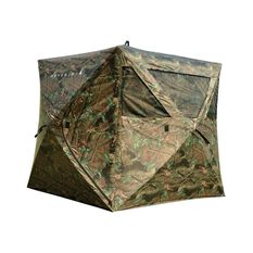 Wanderer Camo Hunting Ground Blind Tent, , bcf_hi-res