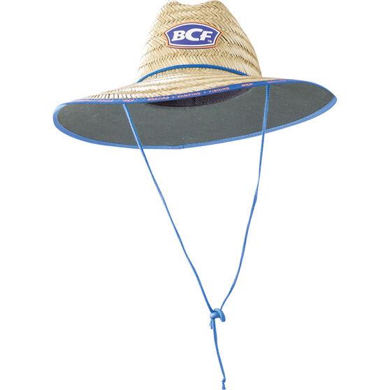 BCF Kids' Straw Hat, , bcf_hi-res