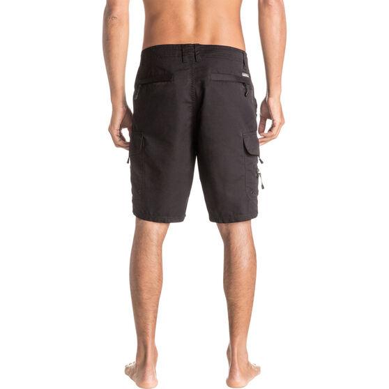Quiksilver Men's Maldive 8 Shorts, Black, bcf_hi-res