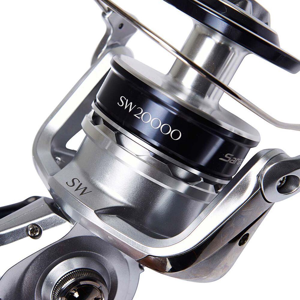 Shimano Saragosa 20000 SW Spinning Reel | BCF