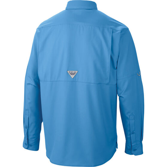 Columbia Men's Low Drag Offshore Long Sleeve Shirt Yacht S, Yacht, bcf_hi-res